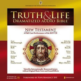 1591713250 | RSV The Truth and Life, New Testament on CD