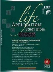 1414300778 | NLT2 Life Application Study
