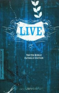 0061777242 | NRSV LIVE Bible for Teens Catholic Edition