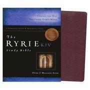 0802489079 | KJV Ryrie Study Bible