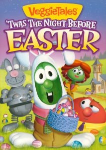 88899X | DVD Veggie Tales Twas The Night Before Easter