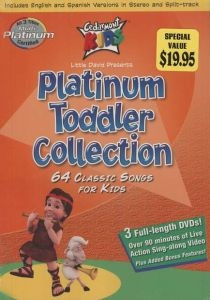 555880677X | DVD Cedarmont Platinum Toddler Collection (3 DVD)