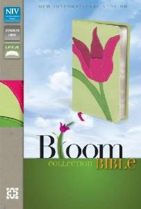 0310435811 | NIV Thinline Bible Bloom Collection