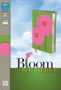 0310435838 | NIV Thinline Bible Bloom Collection