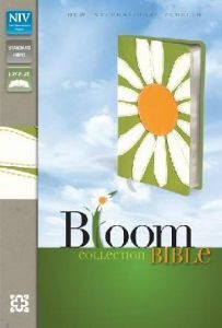 0310435846 | NIV Thinline Bible Bloom Collection