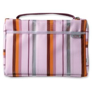 0310815444 | Bible Cover Sassy Stripes Bible Cover
