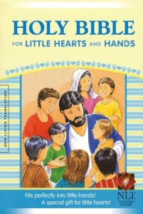 1414331827 | NLT2 Holy Bible For Little Hearts & Hands