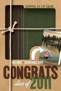0310951461 | NIV Thinline Bible Compact Survival Kit 2011 Guys