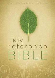 0310435064 | NIV Giant Print Reference Bible
