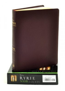 0802484670 | NASB Ryrie Study Bible