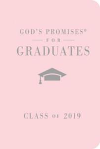 1400209757 | NKJV Gods Promises For Graduates Class Of 2019 Pink