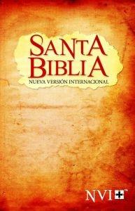 1563206145 | Santa Biblia NVI, Enc. Rústica (NVI Holy Bible, Softcover)