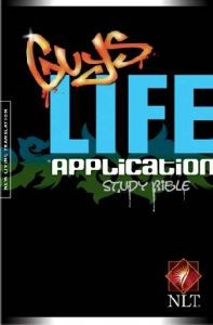 1414315988 | NLT2 Guys Life Application Study