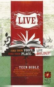 141431440X | NLT2 Live Teen Bible