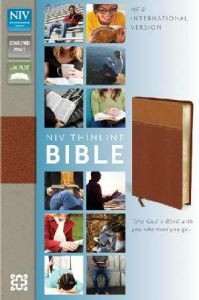 0310435668 | NIV Thinline Bible