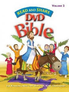 140031304X | DVD Read And Share Bible V2