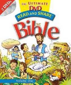 1400316138 | Read and Share The Ultimate DVD Bible Storybook Vol 1
