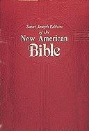 0899429521 | NABRE Saint Joseph Medium Size Bible