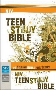 0310722519 | NIV Teen Study Bible