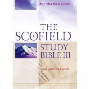 0199795282 | NKJV Scofield Study Bible III