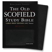019527301X | KJV Old Scofield Study Bible