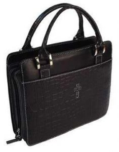 367622 | Bible Cover Croc Embossed Purse Style