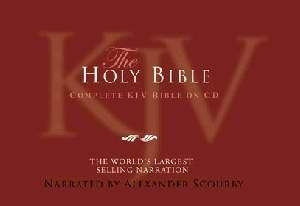 0883688263 | KJV Complete Bible Voice Only
