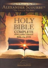 647715020420 | DVD KJV Bible On DVD Complete