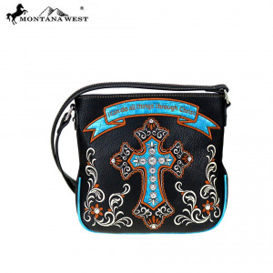 159123 | Crossbody Bag I Can Do All Things Through Christ