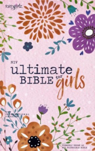 0310765250 | NIV Ultimate Bible For Girls Hardcover