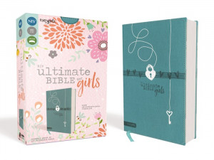 0310768497 | NIV Ultimate Bible For Girls Teal Leathersoft
