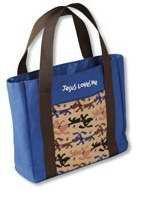 0310721148 | My First Church Bag Puppies Bible Carrier