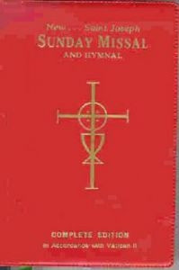 0899428207 | The New Saint Joseph Sunday Missal