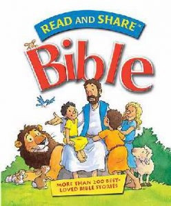 1400308534 | Read and Share Bible: Over 200 Best-Loved Bible Stories