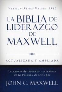 0718092554 | RVR 1960 Biblia de Liderazgo de Maxwell. Tam. Manual Leadership Handy size Bible