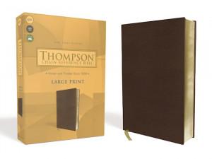 0310459974 | KJV Thompson Chain-Reference Bible