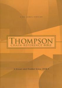0310459915 | KJV Thompson Chain-Reference Bible