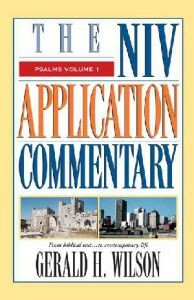 0310206359 | Psalms, Vol. 1: NIV Application Commentary [NIVAC]
