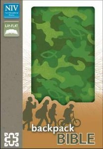 0310722241 | NIV Backpack Bible