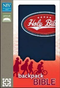 0310722233 | NIV Backpack Bible