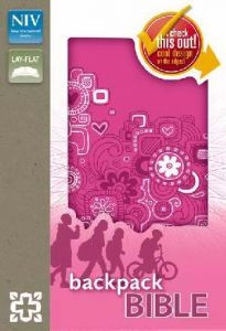0310729165   NIV Backpack Bible