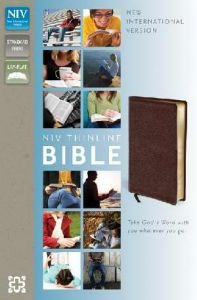 0310435633 | NIV Thinline Bible