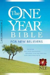 1414300743 | NLT2 One Year Bible For New Believers