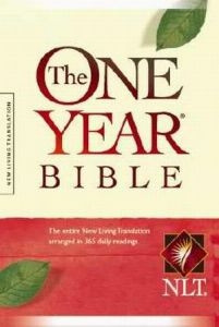 1414302533 | NLT2 One Year Bible, Compact
