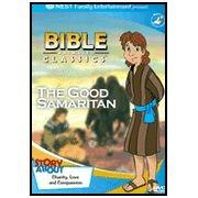 1564894266 | DVD Bible Animated Classics/Good Samaritan