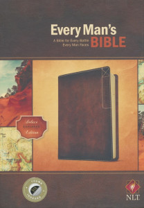 1496433602 | NLT Every Man's Bible: Deluxe Explorer Edition