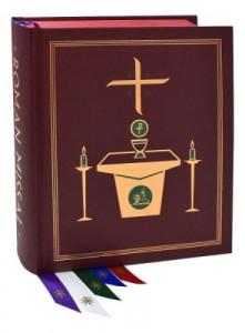 0899420672 | Roman Missal Chapel Edition (Third)