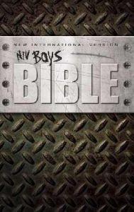 0310723086   NIV Boys Bible