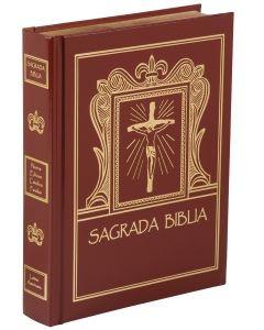1556657218 | Spanish Nuestra Biblia Catolica Familiar