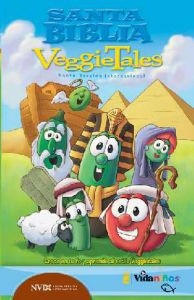 0829750495 | Spanish NVI Veggie Tales Bible